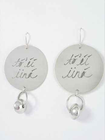 Water is Life earrings
